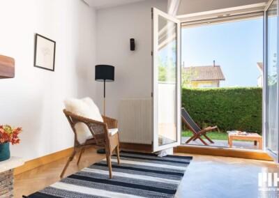 Chalet adosado con terraza y jardín en Belartza, Donostia – San Sebastián. Precio 553.000 €. Comprar casa en Donostia
