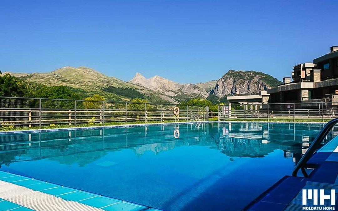 Apartamento en Panticosa (Huesca) con parking y trastero. Precio: 140.000€