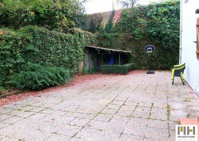 Casa independiente con 75 m2 de terraza y jardín en Irun. Precio 726.000 €