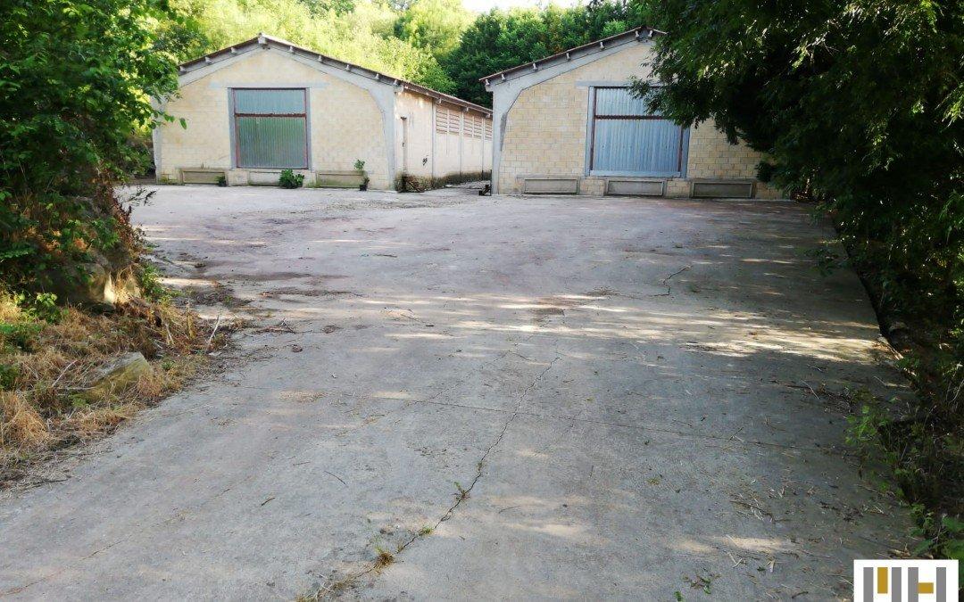 Terreno y pabellones en venta en Urnieta. Precio: 495.000 €