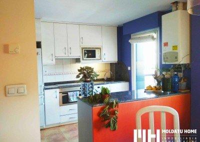 Dúplex con garaje doble en venta en Palmera – Montero (Irún). Precio: 365.000 €