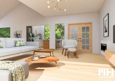 Villa en venta en Jaizubia – Golf. Precio 490,000 €